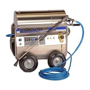 HP SERIES: HOT WATER - Electric Powered, Diesel Heated